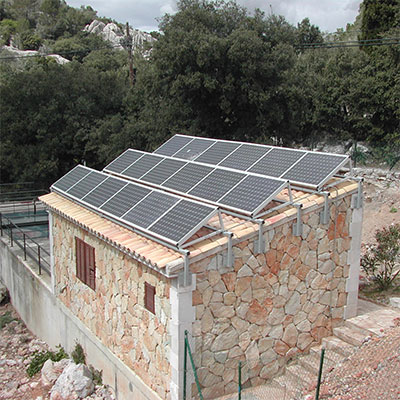 Going off-grid in Jordan – treating wastewater with solar power