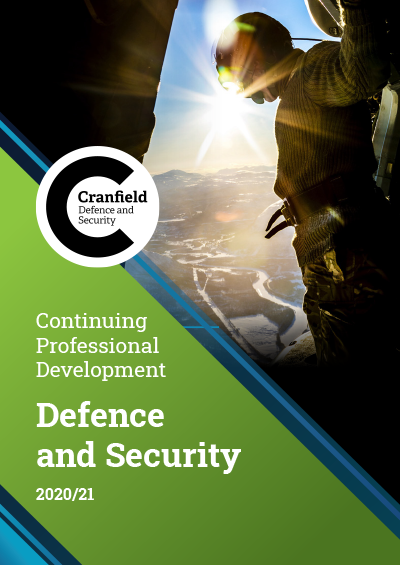 2021 Defence and Security CPD
