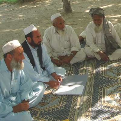 Resilient Governance Initiative, Afghanistan