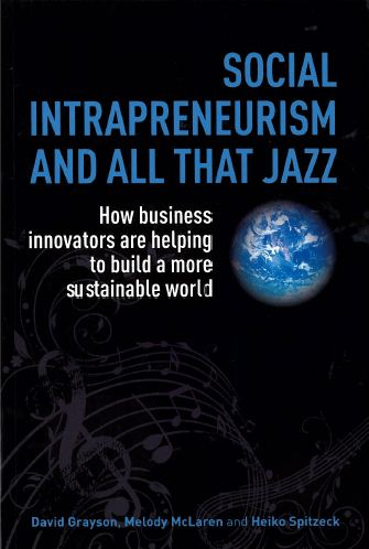 Social Intrapreneurship and All That Jazz Book cover