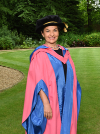Honorary Graduate Christiana Figueres, Cranfield University
