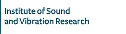 Institute of sound and vibration research logo
