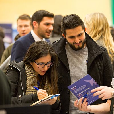 Spring Careers Fair