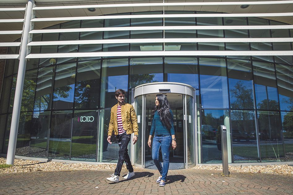 Cranfield's real-world focus gives students upper hand in jobs market