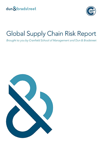 Download Global Supply Chain Risk Report