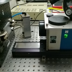 Pulsed laser processing
