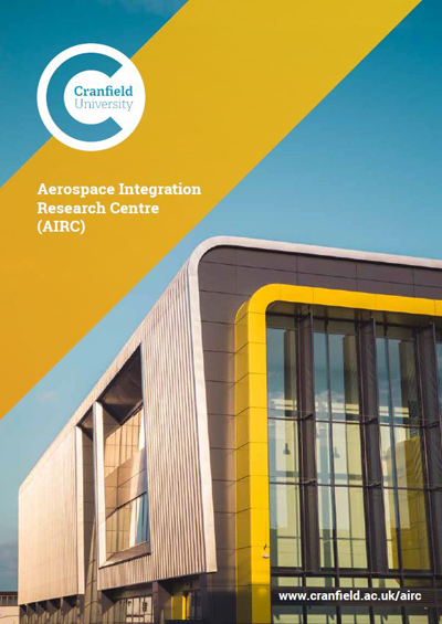AIRC brochure cover