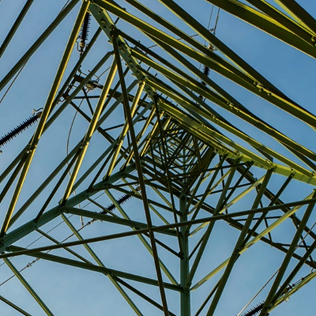 Green pylon