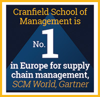 SCM World Gartner Rankings - Supply Chain Management