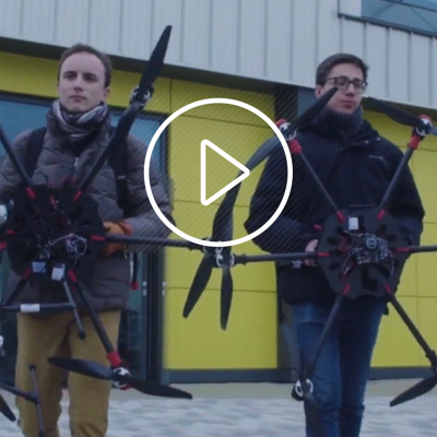 Watch video – Embracing an autonomous future: the UAV swarm challenge
