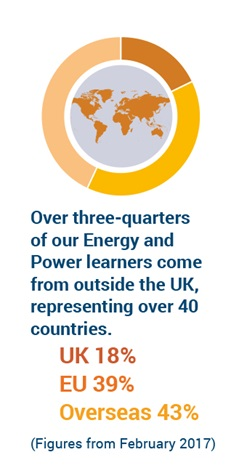 Energy and Power, Our learners