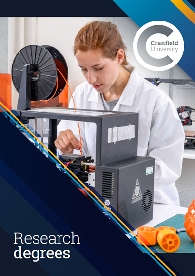Research Degrees Brochure