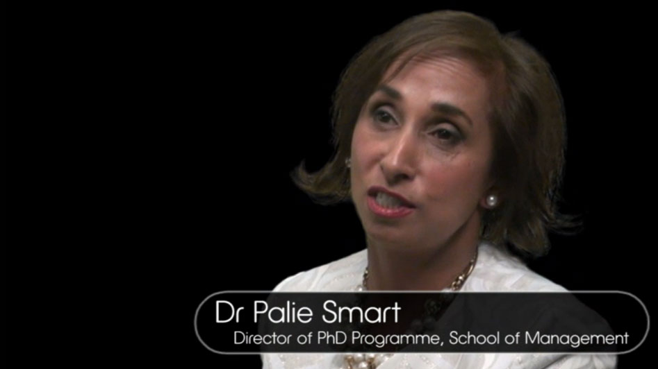 Palie Smart Cranfield School of Management