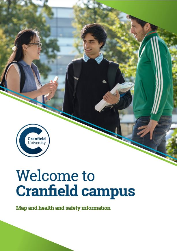 Campus guide cover