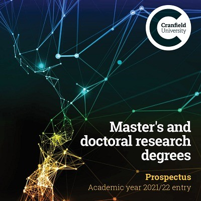 Research degrees at Cranfield University