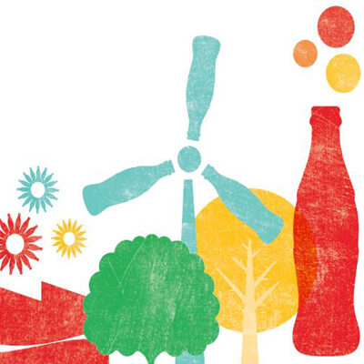 Coca Cola sustainability report