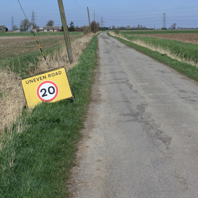 Lincolnshire's local roads