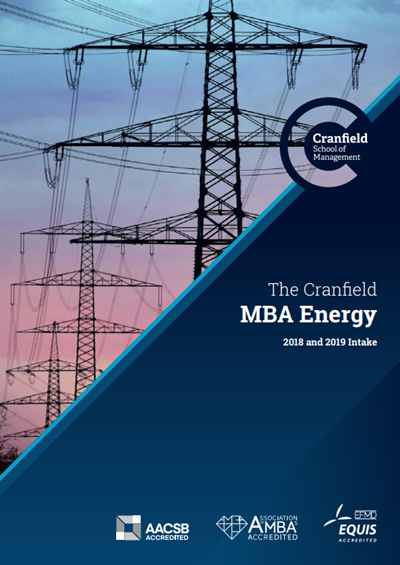 MBA Energy Brochure