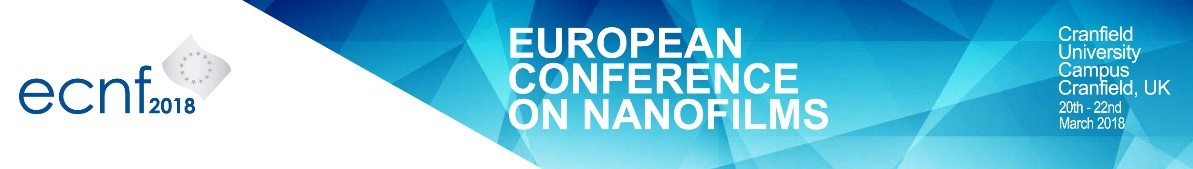 Nano films conference banner