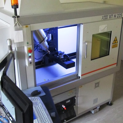 Forensics Micro CT Scanner
