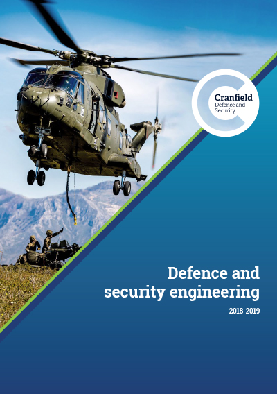 Defence Security Engineering