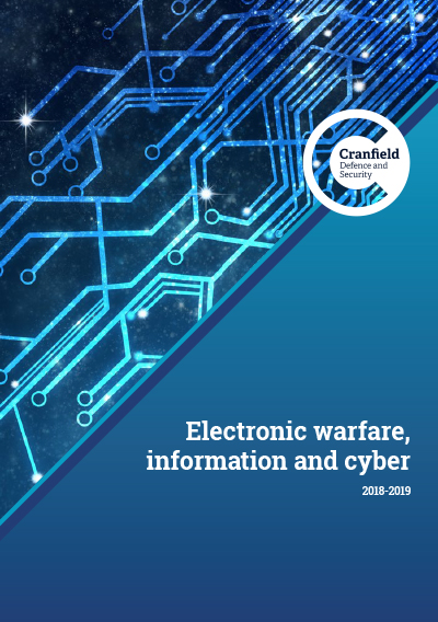 Electronic Warfare Information and Cyber