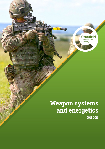 Weapons Systems Energetics