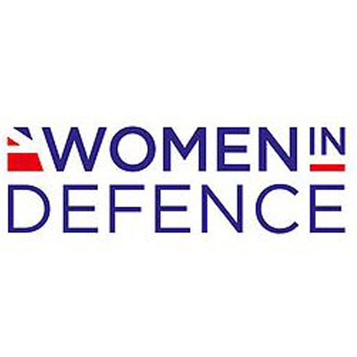 Women in Defence logo