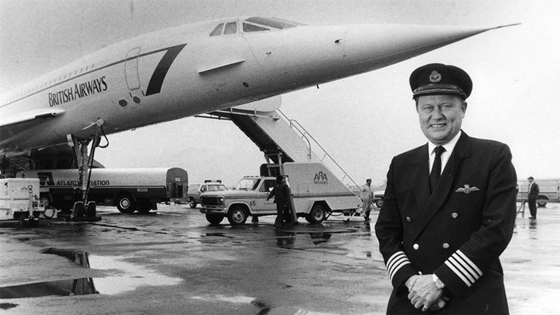 Air France crash of Concorde in Paris - A talk by senior