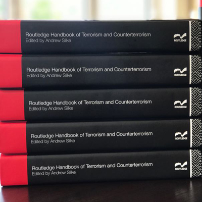 Copies of the Routledge handbook of Terrorism and Counterterrorism