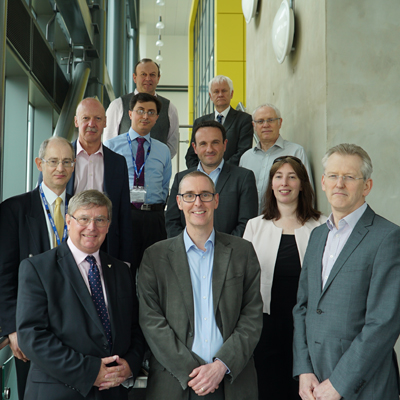 UK Aerospace Universities Consortium group