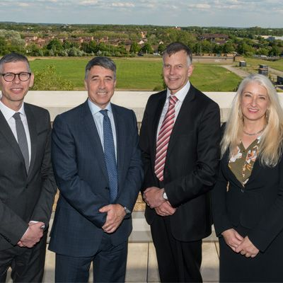 Santander provides £30m boost to plans for MK:U