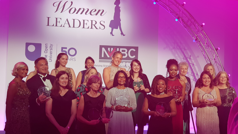 Women Leaders finalists photograph
