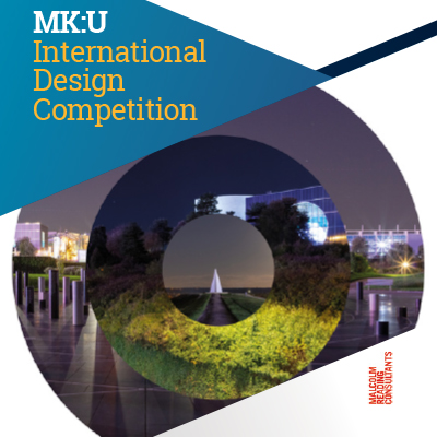 MK:U International Design Competition brochure cover