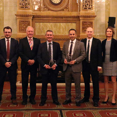 Cranfield's Getenergy Award