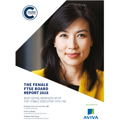 Report front cover