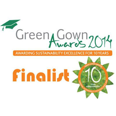 Green Gown Awards Finalist 2014