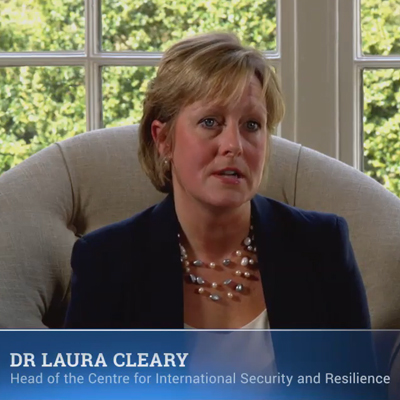 Dr Laura Cleary