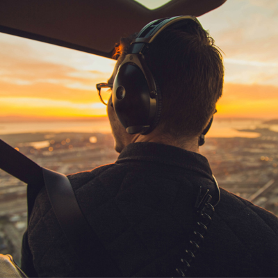 2016 04 Pixabay Research Pilot looking out of cockpit at sunset grey and sunset teaser 01