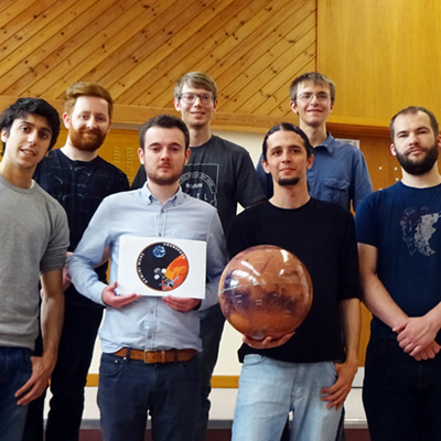 cranspace group photo