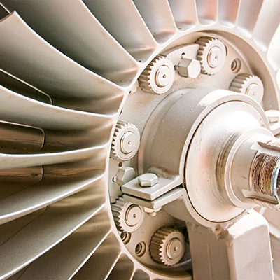 Gas turbine white