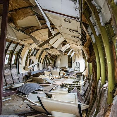 aircraft accident investigation techniques