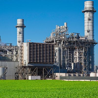 Power Plant - Energy Systems Thermal Process