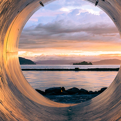Ocean Through Pipe - Subsea Engineering