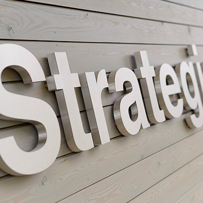 Strategic - Design Strategy and Leadership